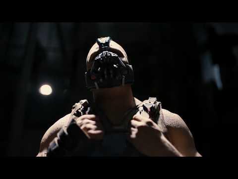 Batman VS Bane – The Dark Knight Rises Full Fight 1080p HD