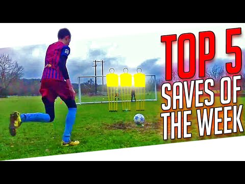 TOP 5 – Best Goalkeeper Saves I WEEK #30 2015