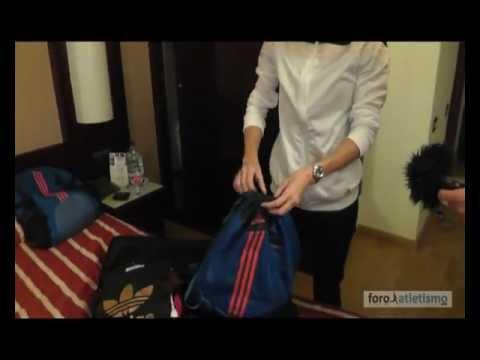 ¿Qué llevas en la maleta?