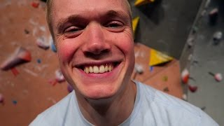 HAPPINESS by Eric Karlsson Bouldering
