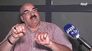 الإعلامي حسين جناد يتحدى زطشي ويكشف لأول مرة عن ما حدث لابنه في أكاديمية باردوا