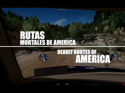 DEADLY ROUTES OF AMERICA v1.01