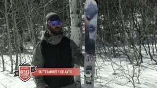 2015 Icelantic Nomad RKR Powder Magazine