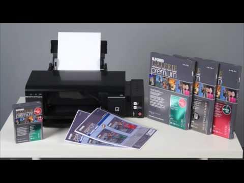 Prezentacja papierów fotograficznych ILFORD GALERIE Premium