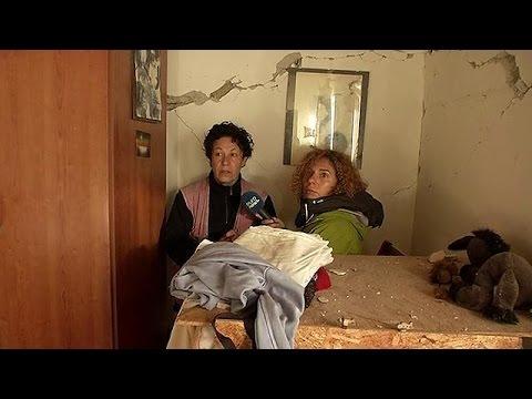 Ιταλία: Η συγκλονιστική μαρτυρία της Σάντρα για τη ζωή μετά τον σεισμό