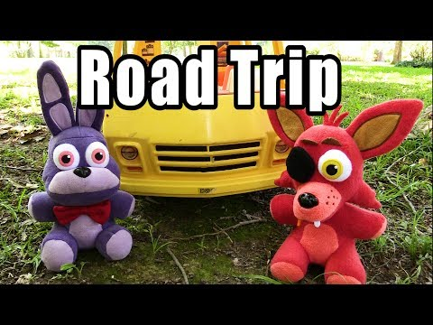 FNAF Plush Episode 91 - Road Trip