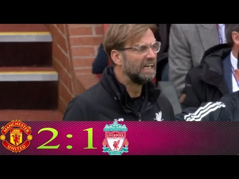 Manchester Utd Vs Liverpool 2-1 Goals & Highlights HD 10 03 2018