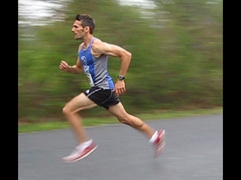 National Running Champ Shares Tip For Massive Leg Strength