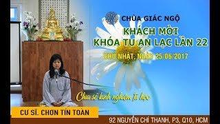 [LIVESTREAM] Chia sẻ kinh nghiệm tu học - Luân Hồi Là Gì - Cư sĩ Chơn Tín Toàn