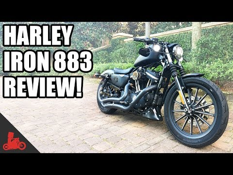 Harley-Davidson Iron 883 Sportster Review