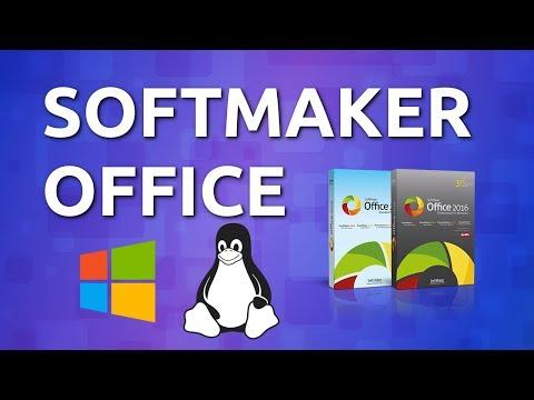 Softmaker Office, um Office pago para Linux e Windows