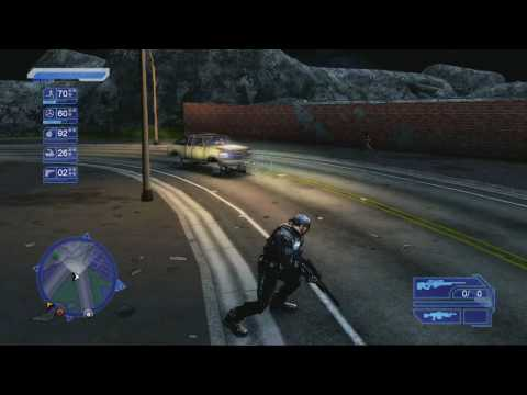 Crackdown Glitches, Bloopers and Other silly stuff :P