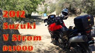 10. Quick Walk Around/Review Suzuki V Strom 1000 DL1000 Adventure Motorcycle