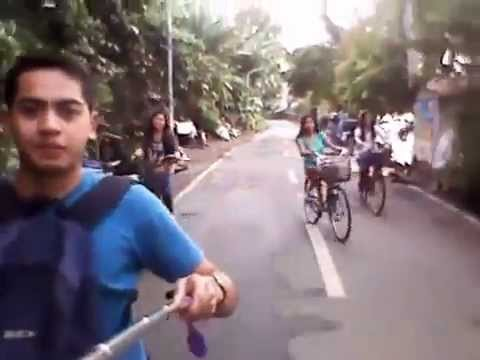 Biking | Sampaloc Lake, San Pablo City