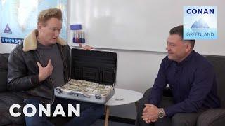 Video Conan Negotiates With Greenland's Parliament - CONAN on TBS MP3, 3GP, MP4, WEBM, AVI, FLV September 2019