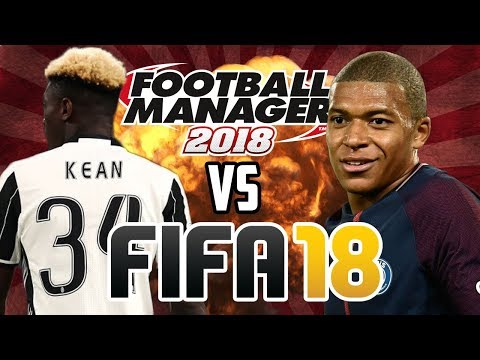 Football Manager 2018 Wonderkids Vs FIFA 18 Wonderkids