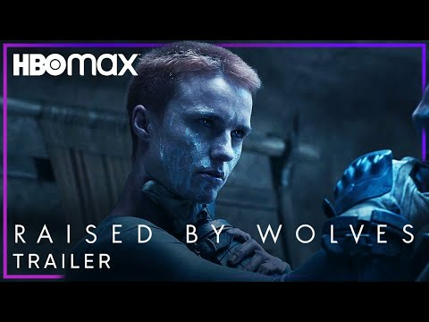 Raised by Wolves | New Trailer | HBO Max