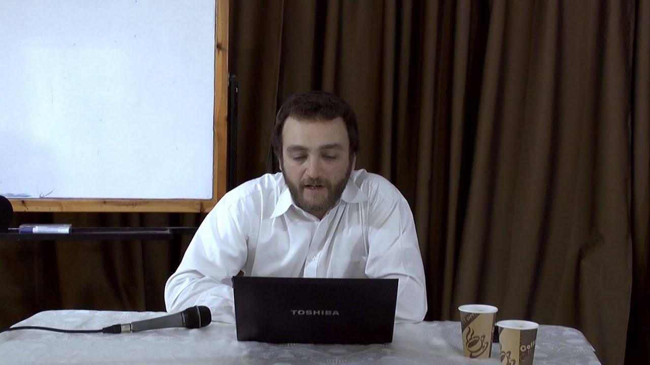 Часть 3. Взаимоотношения между евреями и неевреями в ТАНАХе.