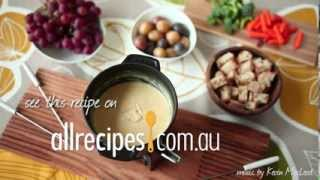 How to Make Fondue