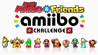 A full 100% game walkthrough covering all levels in Mini Mario & Friends: amiibo Challenge for the Wii U.  This game requires amiibo figures to unlock all of the levels and to get all of the collectibles.