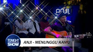 Video Anji - Menunggu Kamu Special Performance MP3, 3GP, MP4, WEBM, AVI, FLV Mei 2018