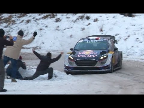 Best of Rally 2017 WRC Action [HD]
