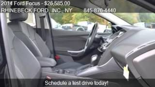 2014 Ford Focus Titanium 4dr Hatchback for sale in Rhinebeck