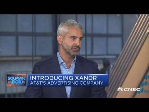 Xandr CEO on media advertising biz