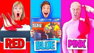 Video Anything In Your Color, I'll Buy It - Challenge MP3, 3GP, MP4, WEBM, AVI, FLV September 2019