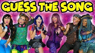 Descendants 2 Guess The Song . Totally TV