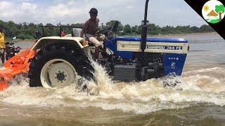 Water wash Swaraj 744 FE  / JOHN DEERE 5050 D 50 HP / L & T CASE / JCB POCLAIN - JOHN DEERE