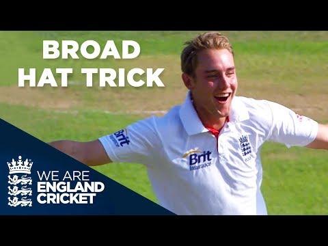Stuart Broad's Hat Trick Against India | England v India 2011 - Full Highlights