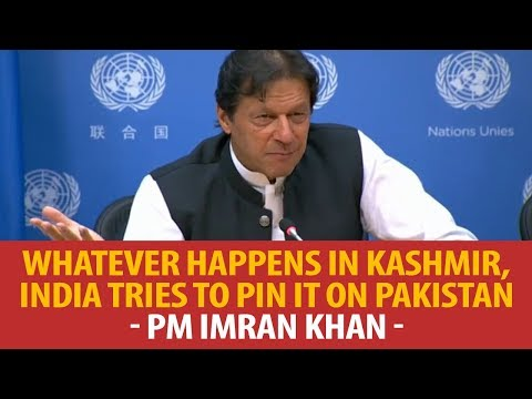 Press Conference on Kashmir at United Nations Headquarters