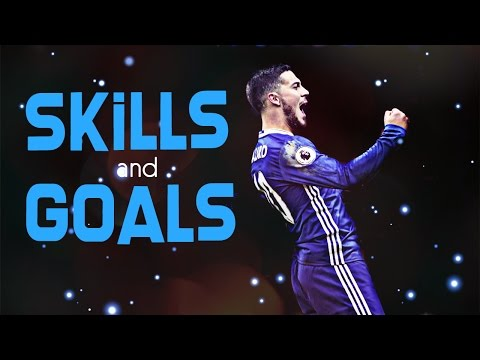 Eden Hazard | Best Skills and Goals 2016/17 |HD
