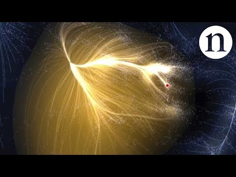 Meet the Laniakea supercluster