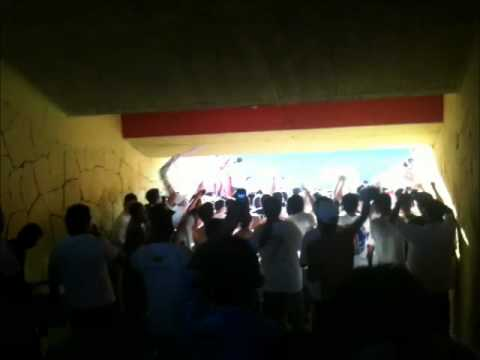 ALIANZA F.C. EL SALVADOR . FESTEJANDO CON LA ULTRA BLANCA - La Ultra Blanca y Barra Brava 96 - Alianza