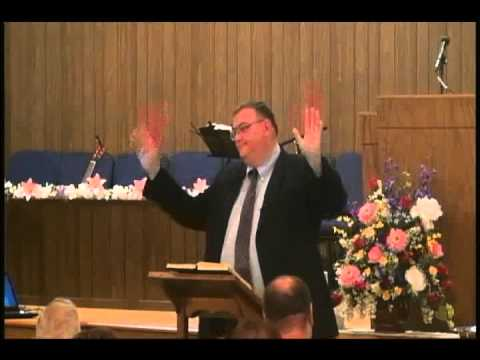 Mike Hoggard, Prophecy, Prophets, Dreams, and Visions (Homecoming 2012 Part 1)