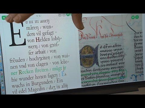 Transkribus: Καινοτομία «διαβάζει» γρήγορα παλιά χειρόγραφα…