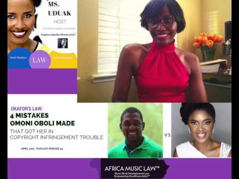Okafor's Law:  4 Mistakes Omoni Oboli Made that got her in Copyright trouble