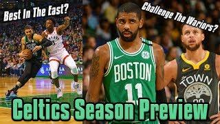 Video 2018-19 NBA Season Preview: Boston Celtics MP3, 3GP, MP4, WEBM, AVI, FLV November 2018