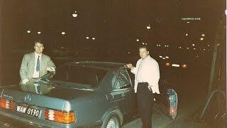 Tak grubo bawiła się Mafia Pruszkowska! Nieopublikowane materiały z lat 90-tych!