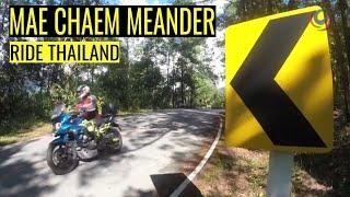 Mae Chaem Thailand  City new picture : Ride Thailand - A Mae Chaem Meander