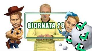 VAR sul Fantacalcio 2018/19 - Giornata 28 - Serie A