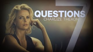 Charlize Theron talked her obsession with 'My 600 Pound Life,' why she loved 'Moonlight,' the reason she Googles herself and her favorite vacation spots at her Variety cover shoot.http://bit.ly/VarietySubscribe