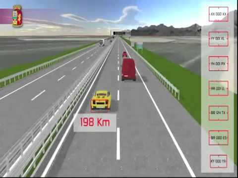 tutor - Per chi si accinge a mettersi in viaggio sulle strade a pedaggio, ecco un video messo in rete dalla Polizia Stradale che esemplifica il funzionamento del sis...