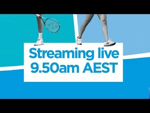 open - 32 players from across the country will compete to earn a wildcard into the 2014 Australian Open. As summer heats up so will the action on court and we'll br...