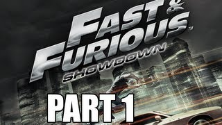 Nonton Fast & Furious: Showdown - Gameplay Walkthrough - Part 1 Film Subtitle Indonesia Streaming Movie Download