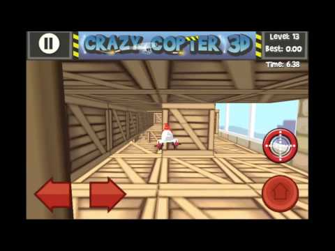 Video of Paper Glider Crazy Copter 3D