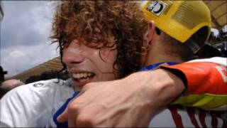 Video Valentino Rossi and Marco Simoncelli Movie - Brothers MP3, 3GP, MP4, WEBM, AVI, FLV November 2017