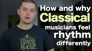 Video How and why classical musicians feel rhythm differently MP3, 3GP, MP4, WEBM, AVI, FLV November 2018